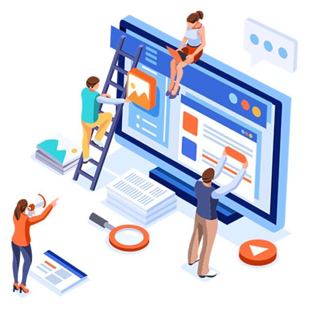 Web Design & Development - Nika Web Studio